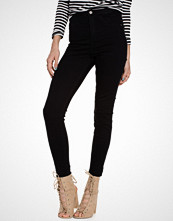 River Island Black Molly High Rise Jeggings