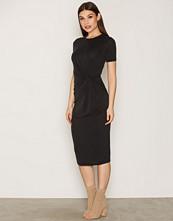 Selected Femme Svart Sfdanique Ss Dress