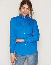 Polo Ralph Lauren Blue LS RX Est St Long Sleeve