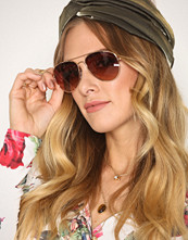 Vero Moda Brun Vmlove Sunglasses Noos
