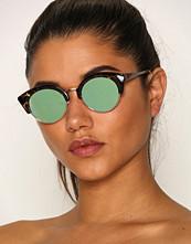 Pieces Brun Pckate Sunglasses
