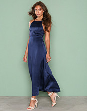 Motel Navy Harper Maxi Dress