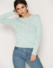 Polo Ralph Lauren Grønn Julianna Long Sleeve Sweater