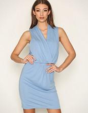 Selected Femme Blå Sfdarling Sl Dress