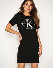 Calvin Klein Black Dakota True Icon SS Dress