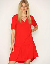 Y.a.s Mørk Rød Yaslainy Dress