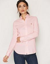 Polo Ralph Lauren Shell Heidi Long Sleeve Knit Shirt