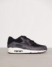 Nike Svart/grå Air Max 90 Premium