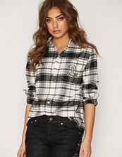 Polo Ralph Lauren Winter Darkness Long Sleeve Crystal Shirt