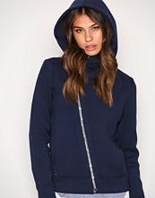 Polo Ralph Lauren Navy Asymmetric Full Zip Long Sleeve