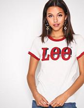 Lee Jeans Jet Stream Retro Logo Tee