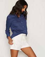 Polo Ralph Lauren White Straight Shorts