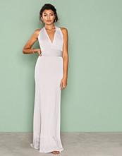 TFNC Light Grey Multiway Maxi Dress