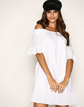 River Island White Briana Swing Dress