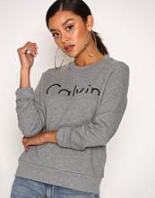 Calvin Klein Grey Hadar Cn Hwk L/S