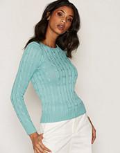 Polo Ralph Lauren Mint Julianna Long Sleeve Sweater