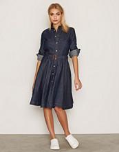 Polo Ralph Lauren Indigo Long Sleeve Dri Dress