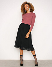 Vero Moda Svart Vmpleta H/W Calf Skirt D2-5