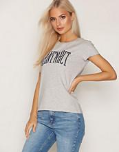 Gant Light Grey Melange Gant Nhct T-Shirt