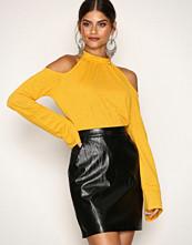 Vero Moda Svart Vmrebelle Hw Abk Skirt
