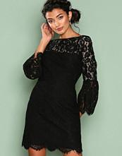 Lauren Ralph Lauren Black/White Yalie Dress