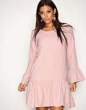 Dry Lake Light Pink Magic Frill Dress