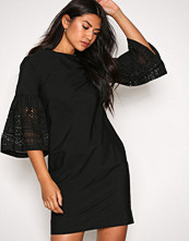 Lauren Ralph Lauren Black Kadijah Casual Dress