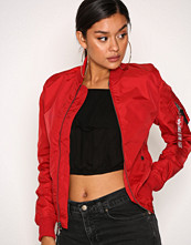Alpha Industries Red Ma- 1 Tt Wmn