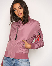 Alpha Industries Dusty Pink Ma- 1 Tt Wmn