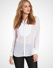 Polo Ralph Lauren White Long Sleeve Ailn Shirt