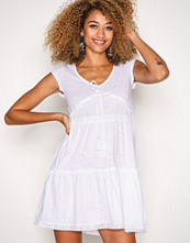 Odd Molly Bright White Whiteness Dress