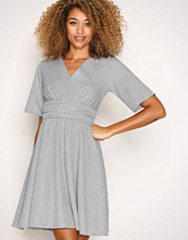 Closet Grey Jersey Skater Dress