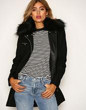 NLY Trend Biker Fur Coat