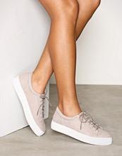 NLY Shoes Light Grey Platform Sneaker