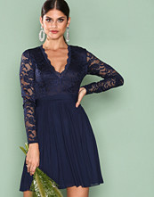 NLY Trend Navy By My Side Dress
