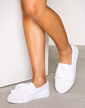 NLY Shoes Hvit Twist Sneaker