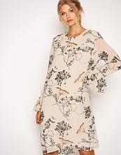 Selected Femme Lys grå Sflima Ls Dress