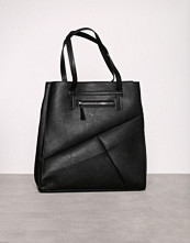 Pieces Svart Pcneda Shopper
