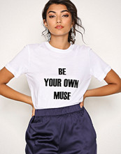 By Malene Birger Pure White Everlas T-Shirt