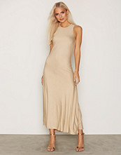 Polo Ralph Lauren Sand SL Midi Dress