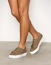 NLY Shoes Khaki Platform Sneaker