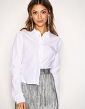NLY Trend Hvit Back Detail Shirt