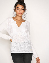 Odd Molly Chalk Summer Night L/S Blouse