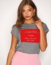 Calvin Klein Grey Tika-22 Cn Lwk S/S