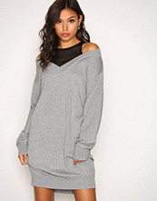 T by Alexander Wang Heather Grey Inner Tank Combo