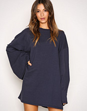 NLY Trend Graphite Wide Sleeve Sweater