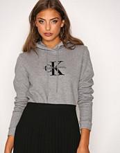 Calvin Klein Light Grey Melange Honor Oullover Hoody HWK