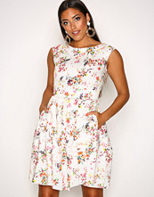 Closet Multi Small Floral Tie Back Dress