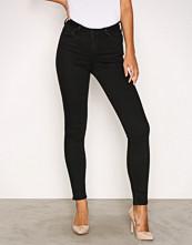 Lee Jeans Black Rinse Scarlett High Black Rinse