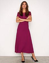 Lauren Ralph Lauren Berry Kasya Short Sleeve Casual Dress